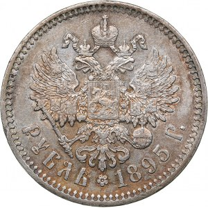 Russia Rouble 1895 АГ