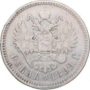 Russia Rouble 1899 **