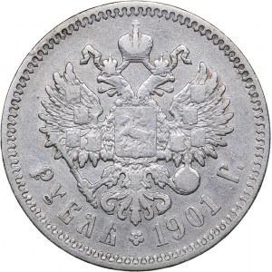 Russia Rouble 1901 ФЗ
