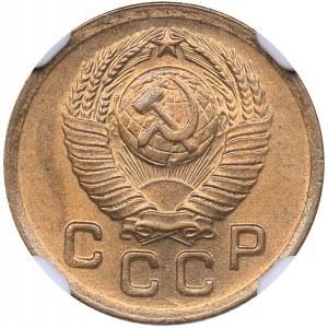 Russia - USSR 1 kopek 1949 - NGC MS 67