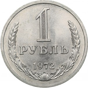 Russia - USSR Rouble 1972
