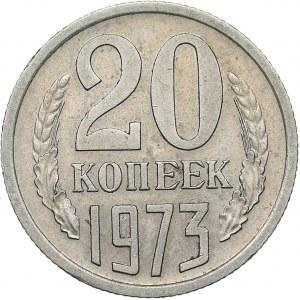 Russia - USSR 20 kopek 1973