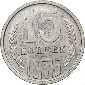 Russia - USSR 15 kopek 1975