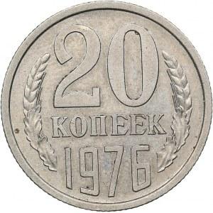 Russia - USSR 20 kopek 1976