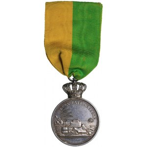 Sweden medal Royal Swedish Patriotic Society