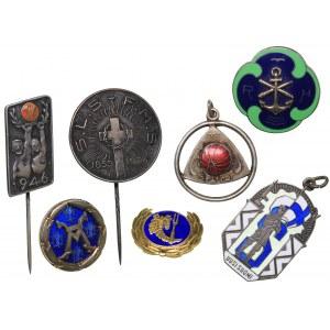 Finland badges (7)