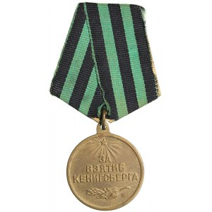 Russia - USSR medal For the Capture of Königsberg