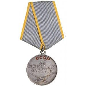 Russia - USSR medal For Battle Merit