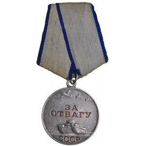 Russia - USSR medal For Courage