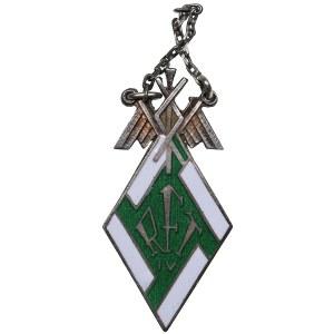 Russia? - USSR? badge RFT IV - 1948