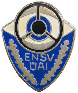 Russia - USSR badge ENSV ÜAI