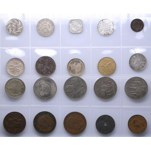 World collection of coins (83)