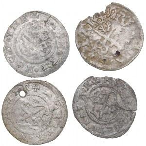 Dorpat coins (4)