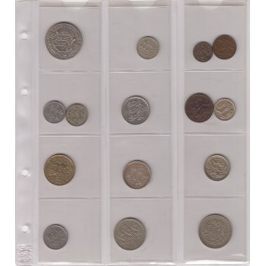 Estonia lot of coins - small collection (15)