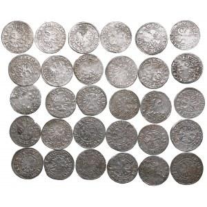 Lithuania 1/2 grosz ND - Alexander Jagiellon (1492-1506) (30)