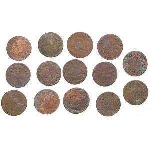 Lithuania, Livonia, Poland coins (19)