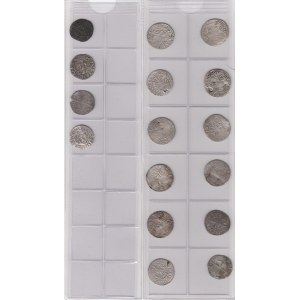 Sweden, Lithuania, Livonia lot of coins (16)