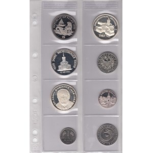 Germany, Palau coins and medals (8)