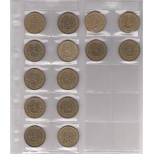 Finland 20 markkaa 1935-1939 (14)