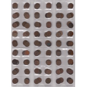 Russia - Grand Duchy of Finland 1 penni (108)
