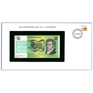 Australia 2 dollars 1966-72