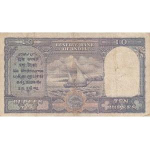 Burma 10 rupees 1947