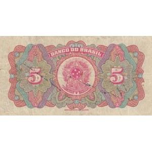 Brazil 5 mil reis 1923