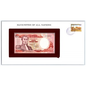 Colombia 100 pesos 1983