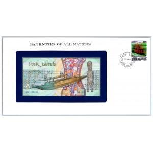Cook Islands 3 dollars 1987