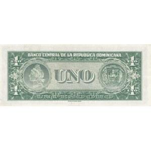 Dominican Republic 1 peso 1959