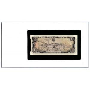 Dominican Republic 1 peso 1984