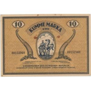 Estonia 10 marka 1919