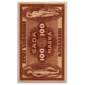 Estonia 100 marka 1919 II