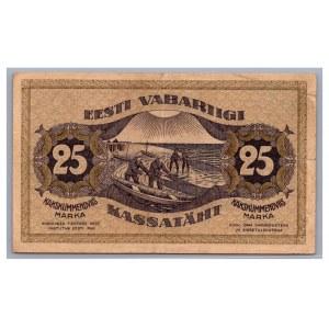 Estonia 25 marka 1919