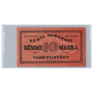 Estonia 10 marka 1922
