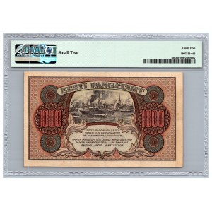 Estonia 1000 marka 1922 - PMG 35