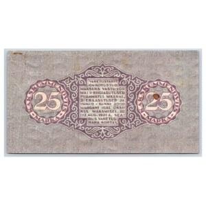 Estonia 25 marka 1922