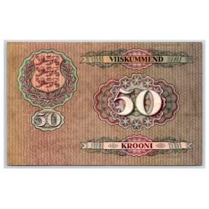 Estonia 50 krooni 1929