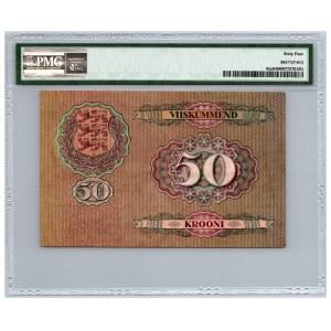 Estonia 50 krooni 1929 - PMG 64