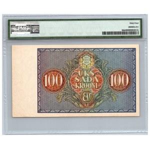 Estonia 100 krooni 1935 - PMG 64