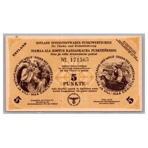 Estonia / Germany OST 5 punkti 1945