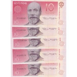 Estonia 10 krooni 1991 (5)