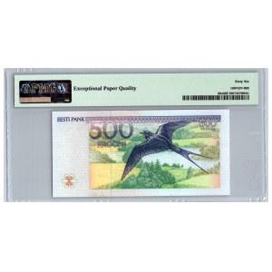 Estonia 500 krooni 1994 - PMG 66 EPQ