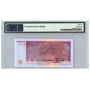 Estonia 10 krooni 2006 - PMG 66 EPQ