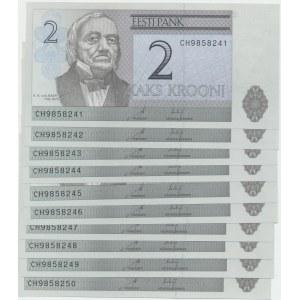 Estonia 2 krooni 2007 (10)