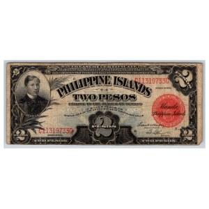 Philippines 2 pesos 1929