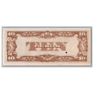 Philippines - Japanese Government 10 pesos 1942