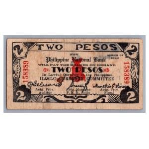 Philippines 2 pesos 1944
