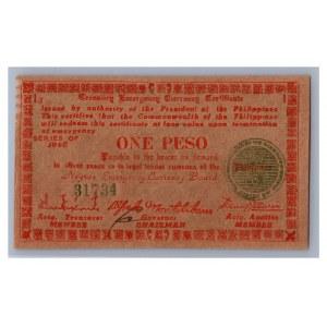 Philippines 1 peso 1945