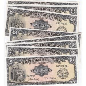 Philippines 10 pesos 1949 (10 pcs)